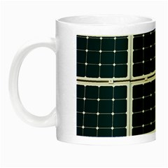 Solar Power Panel Night Luminous Mugs by FunnyCow