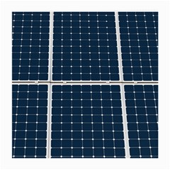 Solar Power Panel Medium Glasses Cloth by FunnyCow