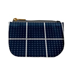 Solar Power Panel Mini Coin Purses by FunnyCow