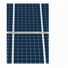 Solar Power Panel Large Garden Flag (two Sides) by FunnyCow