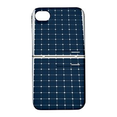 Solar Power Panel Apple Iphone 4/4s Hardshell Case With Stand by FunnyCow
