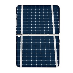 Solar Power Panel Samsung Galaxy Tab 2 (10 1 ) P5100 Hardshell Case  by FunnyCow