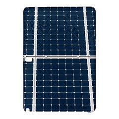 Solar Power Panel Samsung Galaxy Tab Pro 10 1 Hardshell Case by FunnyCow