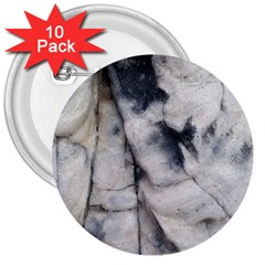 Canyon Rocks Natural Earth Art Texture 3  Button (10 Pack) by CrypticFragmentsDesign