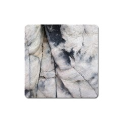 Canyon Rocks Natural Earth Art Texture Magnet (square) by CrypticFragmentsDesign