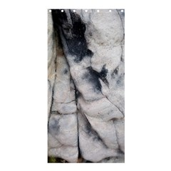 Canyon Rocks Natural Earth Art Texture Shower Curtain 36  X 72  (stall) by CrypticFragmentsDesign