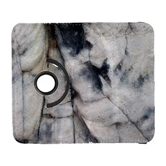 Canyon Rocks Natural Earth Art Texture Samsung Galaxy S  Iii Flip 360 Case by CrypticFragmentsDesign