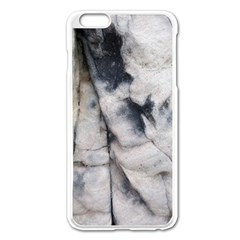 Canyon Rocks Natural Earth Art Texture Apple Iphone 6 Plus/6s Plus Enamel White Case by CrypticFragmentsDesign