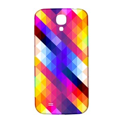 Abstract Background Colorful Pattern Samsung Galaxy S4 I9500/i9505  Hardshell Back Case