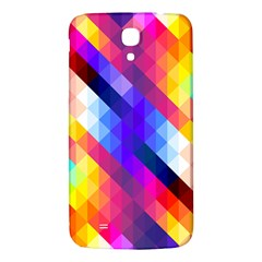 Abstract Background Colorful Pattern Samsung Galaxy Mega I9200 Hardshell Back Case