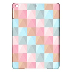 Abstract Pattern Background Pastel Ipad Air Hardshell Cases