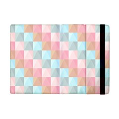 Abstract Pattern Background Pastel Ipad Mini 2 Flip Cases
