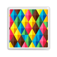 Background Colorful Abstract Memory Card Reader (square)