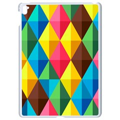 Background Colorful Abstract Apple Ipad Pro 9 7   White Seamless Case