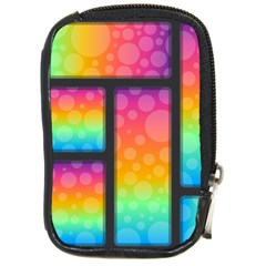 Background Colorful Abstract Compact Camera Cases by Nexatart