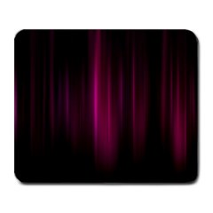 Theater Cinema Curtain Stripes Large Mousepads
