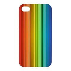 Background Colorful Abstract Apple Iphone 4/4s Premium Hardshell Case