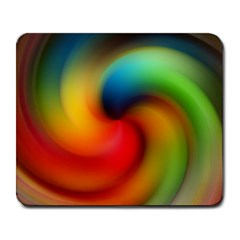 Abstract Spiral Art Creativity Large Mousepads by Nexatart