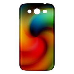 Abstract Spiral Art Creativity Samsung Galaxy Mega 5 8 I9152 Hardshell Case  by Nexatart