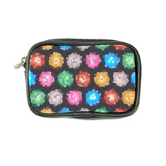 Background Colorful Abstract Coin Purse by Nexatart