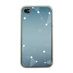 Background Abstract Line Apple Iphone 4 Case (clear)