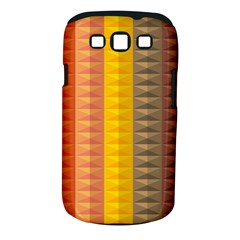 Abstract Pattern Background Samsung Galaxy S Iii Classic Hardshell Case (pc+silicone)