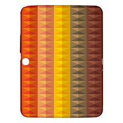 Abstract Pattern Background Samsung Galaxy Tab 3 (10 1 ) P5200 Hardshell Case