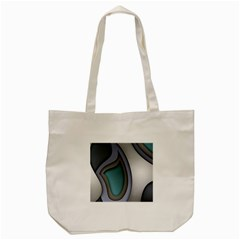 Abstract Background Abstraction Tote Bag (cream)