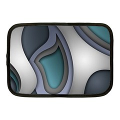 Abstract Background Abstraction Netbook Case (medium)