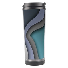Abstract Background Abstraction Travel Tumbler by Nexatart