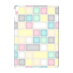 Background Abstract Pastels Square Apple Ipad Pro 10 5   Hardshell Case