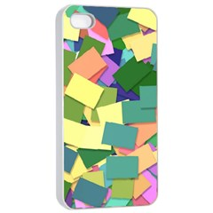 List Post It Note Memory Apple Iphone 4/4s Seamless Case (white)