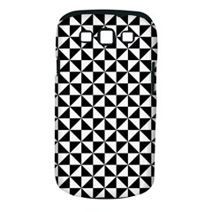 Triangle Pattern Simple Triangular Samsung Galaxy S Iii Classic Hardshell Case (pc+silicone) by Nexatart