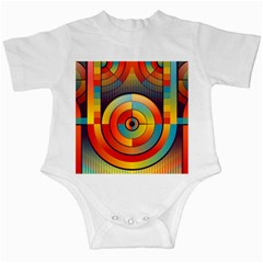 Background Colorful Abstract Infant Creepers by Nexatart