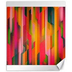 Background Abstract Colorful Canvas 20  X 24