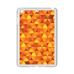 Background Triangle Circle Abstract Ipad Mini 2 Enamel Coated Cases