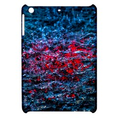 Water Color Red Apple Ipad Mini Hardshell Case by FunnyCow