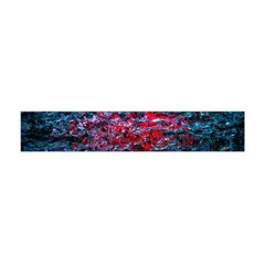 Water Color Red Flano Scarf (mini) by FunnyCow