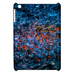 Water Color Orange Apple Ipad Mini Hardshell Case by FunnyCow