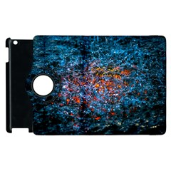 Water Color Orange Apple Ipad 3/4 Flip 360 Case by FunnyCow