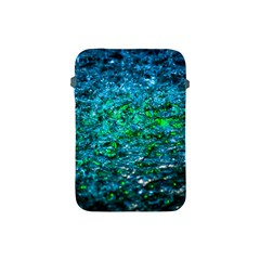 Water Color Green Apple Ipad Mini Protective Soft Cases by FunnyCow