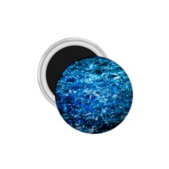 Water Color Blue 1 75  Magnets by FunnyCow
