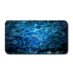 Water Color Blue Medium Bar Mats by FunnyCow