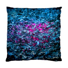 Water Color Violet Standard Cushion Case (one Side) by FunnyCow