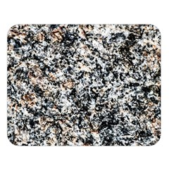 Granite Hard Rock Texture Double Sided Flano Blanket (large)  by FunnyCow