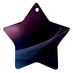 Abstract Form Color Background Ornament (star)