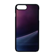 Abstract Form Color Background Apple Iphone 8 Plus Seamless Case (black)