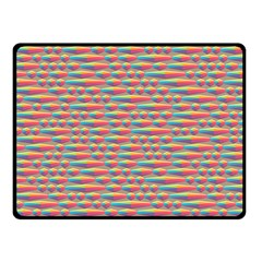 Background Abstract Colorful Fleece Blanket (small)