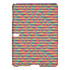 Background Abstract Colorful Samsung Galaxy Tab S (10 5 ) Hardshell Case