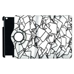 Balloons Feedback Confirming Clouds Apple Ipad 2 Flip 360 Case by Nexatart